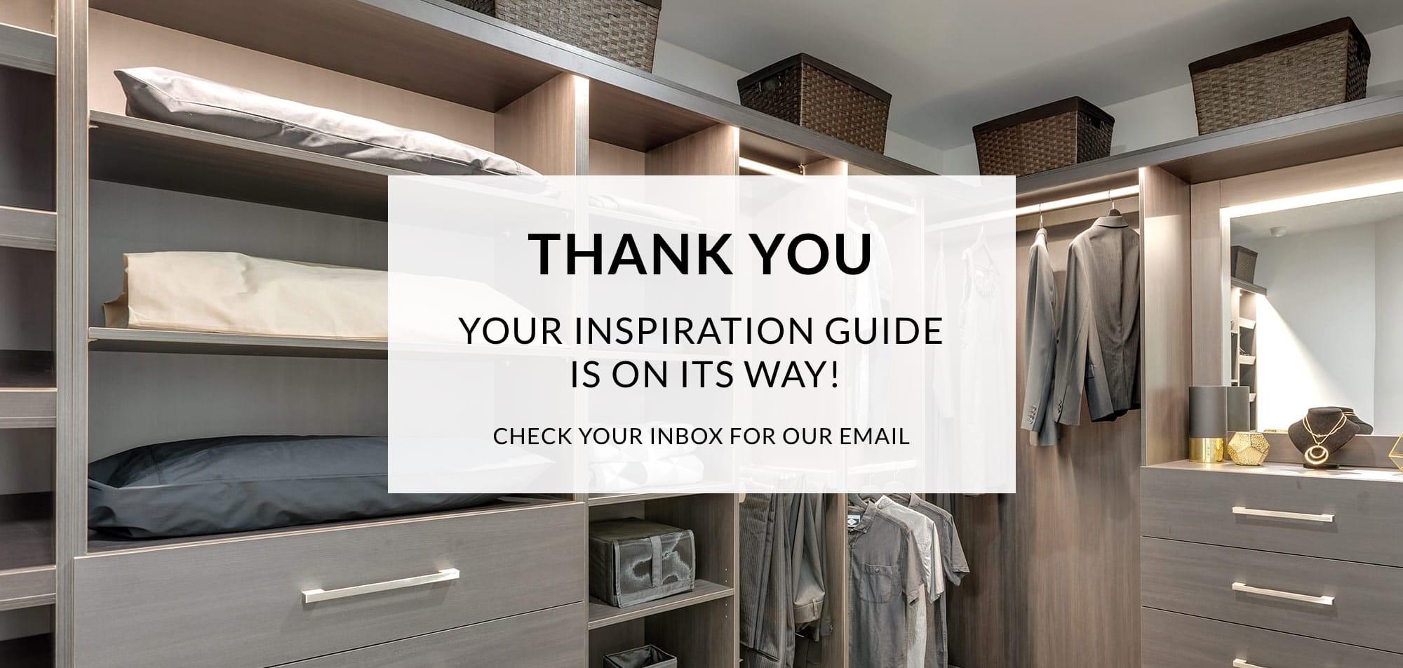 Thank you wardrobe